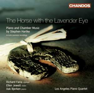 Stephen Hartke - The Horse with the Lavender Eye