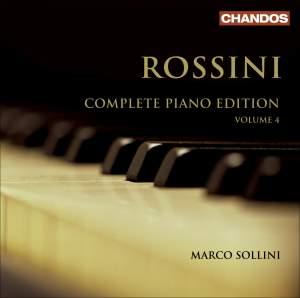 Rossini - Complete Piano Edition Volume 4