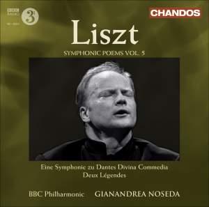 Liszt - Symphonic Poems Volume 5