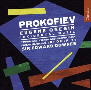 Prokofiev: Eugene Onegin, incidental music, Op. 71