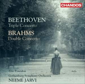 Neeme Järvi conducts Beethoven & Brahms