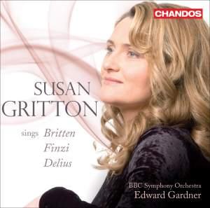 Susan Gritton sings Britten, Delius & Finzi Product Image