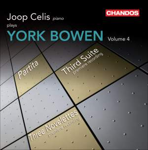 York Bowen - Works for Piano Volume 4