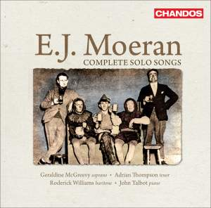 Moeran: Solo Songs (complete) Product Image