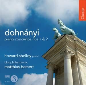 Dohnányi - Piano Concertos Nos. 1 & 2