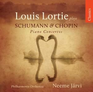 Louis Lortie plays Schumann & Chopin
