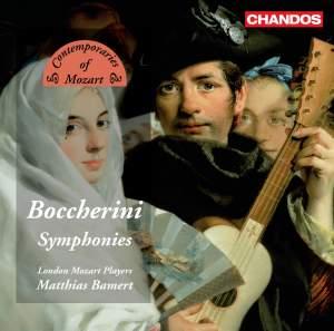 Symphonies Nos 3, 8 and 21