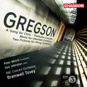 Gregson: A Song for Chris - Trombone Concerto - Music for Chamber Orchestra - 2 Pictures