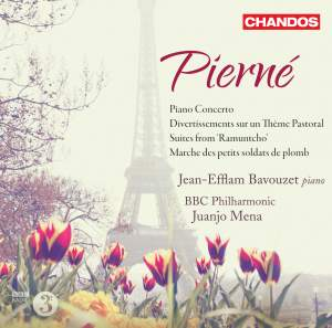Pierne: Piano Concerto in C minor, Op. 12 / Ramuntcho Suites Nos. 1 and 2