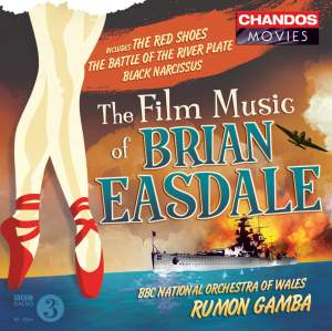 The Film Music of Brian Easdale Product Image