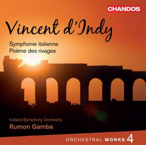 Vincent d'Indy - Orchestral Works Volume 4