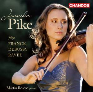 Jennifer Pike plays French Violin Sonatas