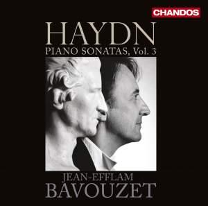 Haydn: Piano Sonatas Volume 3