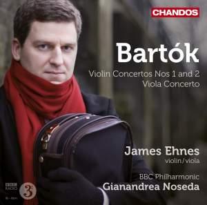 Violin Concertos Nos 1 & 2/Viola Concerto
