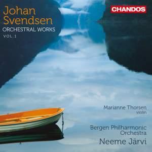 Johan Svendsen: Orchestral Works Volume 1