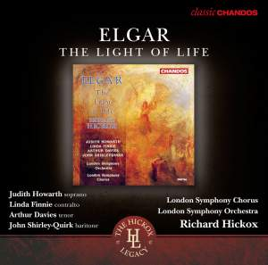 Elgar: The Light of Life, Op. 29 'Lux Christi' Product Image