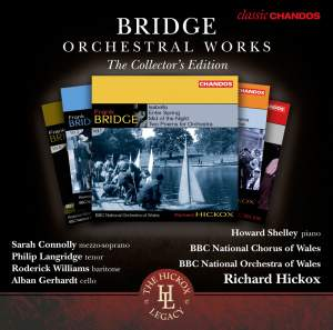 Bridge: Orchestral Works, Volumes 1-6
