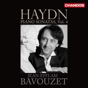 Haydn: Piano Sonatas Volume 4
