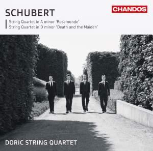 String Quartets 'Rosamunde' & 'Death and the Maiden'