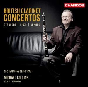 British Clarinet Concertos, Vol. 1 Product Image
