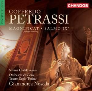 Petrassi: Magnificat & Psalm IX Product Image
