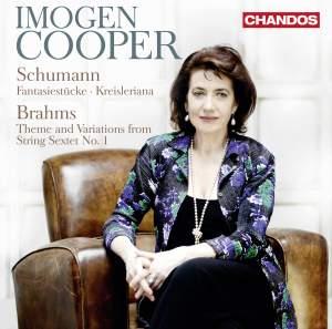 Imogen Cooper plays Brahms & Schumann