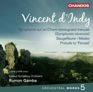 Vincent d'Indy - Orchestral Works Volume 5