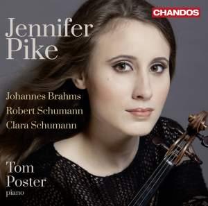 Jennifer Pike plays Brahms & Schumann