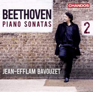 Beethoven: Piano Sonatas Volume 2