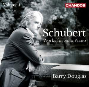 Schubert: Works for Solo Piano Vol. 1 Product Image