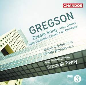 Gregson: Orchestral Works