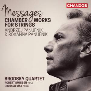 Messages: Chamber Music for Strings