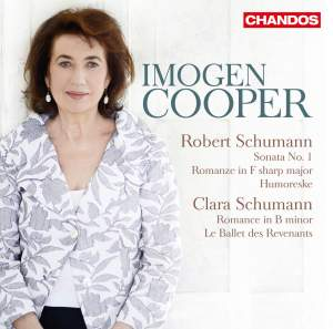 Imogen Cooper plays Schumann