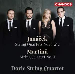 Janáček & Martinů: String Quartets
