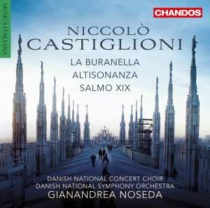 Niccolò Castiglioni: Salmo XIX, La Buranella & Altisonanza