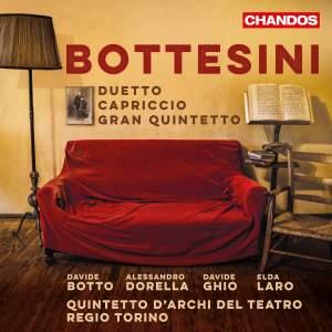 Bottesini: Duetto, Capriccio & Gran Quintetto