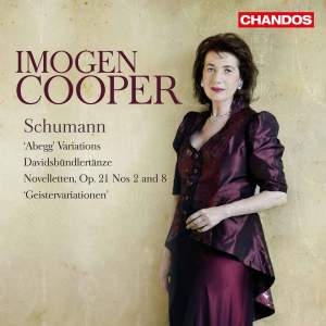 Imogen Cooper plays Schumann Product Image