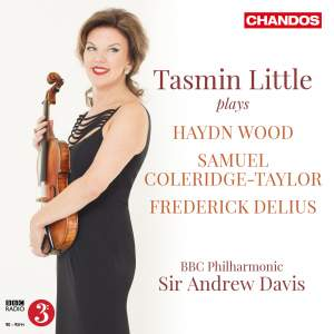 Tasmin Little plays British Violin Concertos