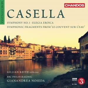 Casella: Orchestral Works Volume 4