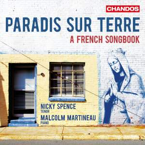 Paradis sur Terre: A French Songbook Product Image