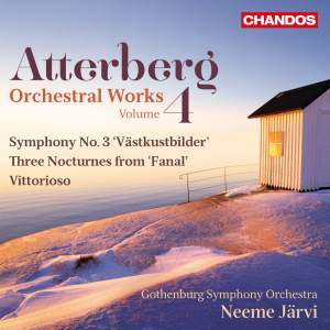 Atterberg: Orchestral Works, Vol. 4