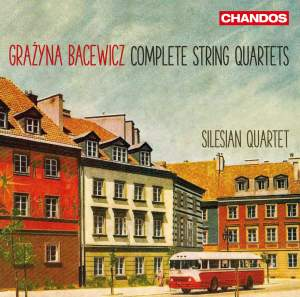 Bacewicz: String Quartets Product Image