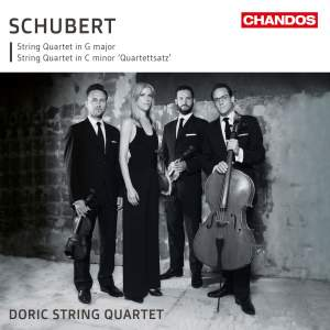 Schubert: String Quartets Nos. 12 & 15 Product Image