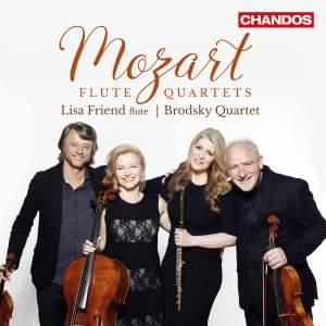 Mozart: Flute Quartets Product Image