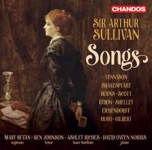 Sir Arthur Sullivan: Songs