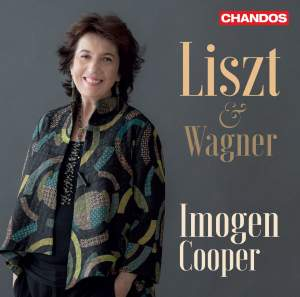 Liszt/Wagner: Imogen Cooper