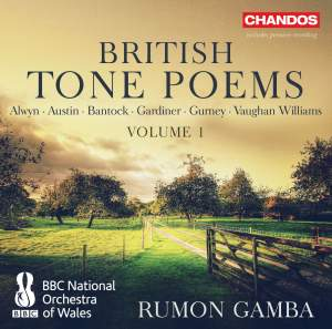 British Tone Poems Volume 1