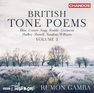 British Tone Poems Volume 2 Product Image