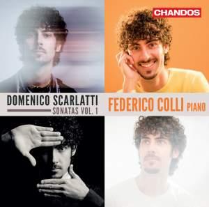 Domenico Scarlatti: Sonatas Vol. 1 Product Image