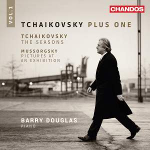 Tchaikovsky Plus One Volume 1